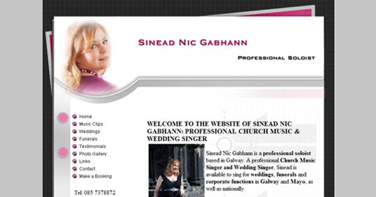 Sinead Nic Gabhann
