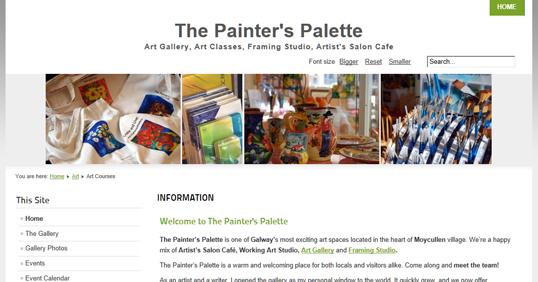 The Painter's Palette